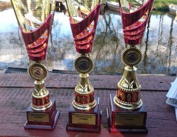 Mistrzostwa Spinningowe Koła 75 - II tury 01.05.2017 rok Pogorzelec