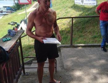 Zawody spinningowe Puchar Starosty 18-06-2017 rok