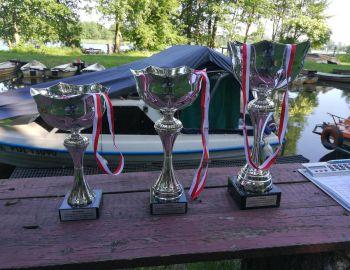 Mistrzostwa spinningowe koła 75 II tury 27.05.2018 rok