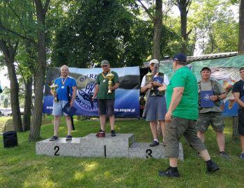 Mistrzostwa Spinningowe Okręgu Mazowieckiego 2-3.06.2018 rok